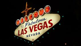 Views of the Las Vegas Sign