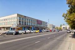 Views Lipetsk. Russia Stock Photo