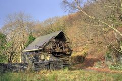 Views from Llanberis Royalty Free Stock Photo