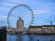 The Views Of London. Royalty Free Stock Image