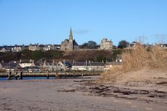Views of Lossiemouth Stock Photography