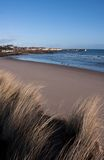 Views of Lossiemouth Royalty Free Stock Images