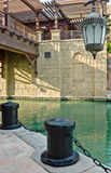 Views of Madinat Jumeirah hotel Royalty Free Stock Image