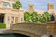Views of Madinat Jumeirah hotel Stock Photos