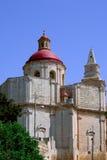 Churches of Malta - Mellieha Royalty Free Stock Image