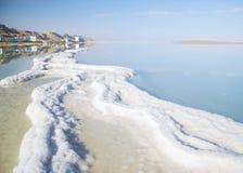 Views minerals resort trail Dead Sea Stock Photo