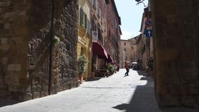 Views of a Montepulciano (13 of 19) stock footage