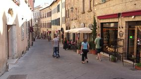 Views of a Montepulciano (16 of 19) stock video footage