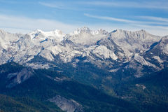 Views from Moro Rock Stock Photo
