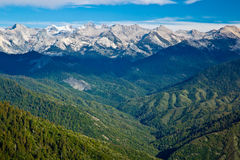 Views from Moro Rock Stock Images
