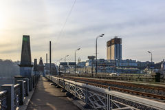 Views of Moscow,cityscapes,Moscow in the spring Royalty Free Stock Image
