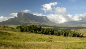 Views of Mount Roraima, Venezuela Stock Photography