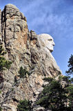 Views of Mt Rushmore Royalty Free Stock Images