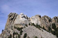 Views of Mt Rushmore Stock Image