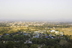 Views Nan City Royalty Free Stock Photography