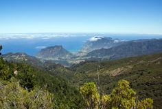 Views of the north coast of Madeira Stock Photography