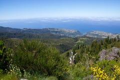 Views of the north coast of Madeira Stock Photos