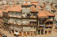Views from of Porto, Portugal stock photos