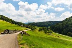 Views of Reppischtal in Zurich, Switzerland Stock Images