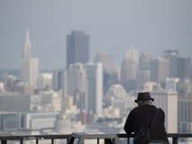 Views of San Francisco Royalty Free Stock Photos