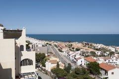 Views of Santa Pola Stock Image