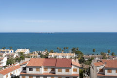 Views of Santa Pola Royalty Free Stock Image