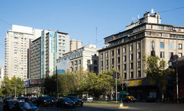 Views of Santiago, capital of Chile Royalty Free Stock Photography