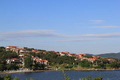 Views of Sozopol, year 1014 Stock Photo