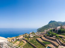 Views of Spain Royalty Free Stock Photography