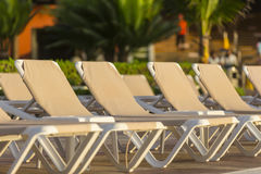 Views Of A Swimming Pool Royalty Free Stock Images