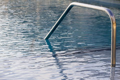 Views Of A Swimming Pool Stock Images
