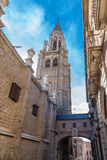 Views of Toledo Royalty Free Stock Images