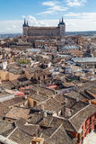 Views of Toledo Royalty Free Stock Photography