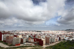 Views from the top Tanger City Stock Photo