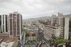 Views of Valparaiso Royalty Free Stock Image