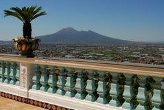 Views of Vesuvian. Napoli campania Italy stock images