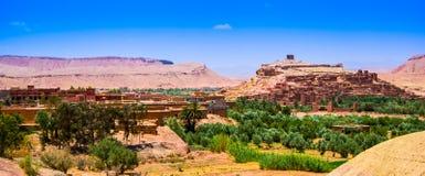 Ait Ben Haddou - Marrakech stock image