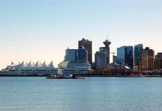 Viewv de la ciudad Foto de archivo libre de regalías