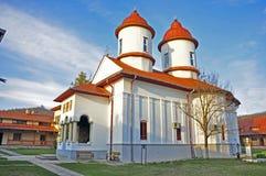 Viforata monastery Royalty Free Stock Image