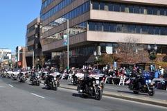 vigésimo Spectacular anual del desfile de la acción de gracias de UBS, en Stamford, Connecticut Foto de archivo libre de regalías