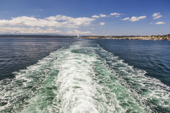 Vigília do barco Imagem de Stock Royalty Free