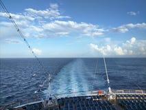 Vigília do cruzeiro Imagens de Stock Royalty Free