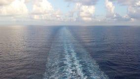Vigília no mar Foto de Stock