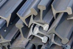Viga de aço Imagem de Stock Royalty Free