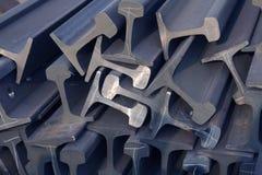 Viga de aço Fotografia de Stock