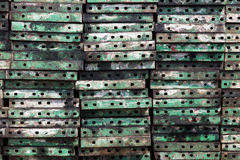 Viga de aço Imagens de Stock