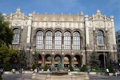 vigado της Βουδαπέστης Στοκ εικόνες με δικαίωμα ελεύθερης χρήσης