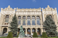 Vigado Concert Hall in Budapest, Hungary. Stock Photography
