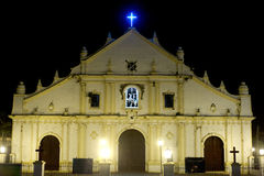 Vigan Cathedral Royalty Free Stock Image