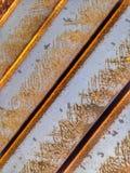 Vigas de aço abstratas Fotos de Stock Royalty Free